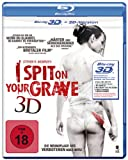 DVD Cover 'Steven R. Monroes I spit on your Grave [3D Blu-ray + 2D Version]