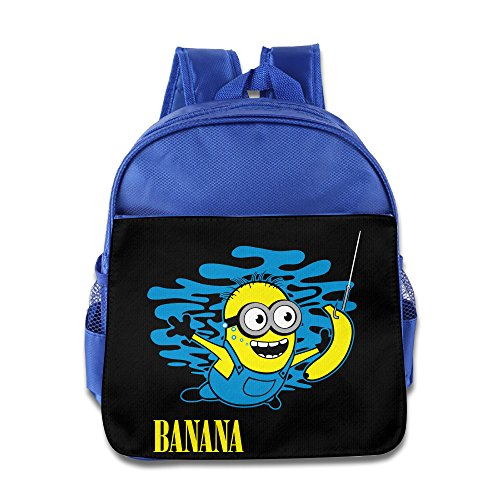 Despicable-Me-Nirvana-Banana-Kids-School-Backpack-Bag