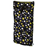 Planet Wise Hanging Wet/Dry Diaper Bag, Bumble Dot