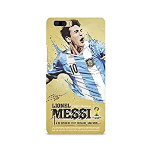 Ebby Lional Messi Love Premium Printed Case For Huawei Honor 6 Plus