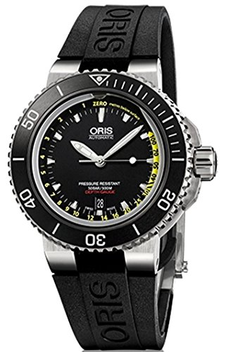 Montre R. ORIS AQUIS DEPTH GAUGE homme OR73376754154SET