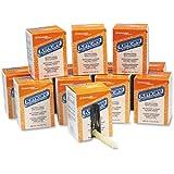 KIMBERLY-CLARK KimCare Antibacterial Liquid Soap, Floral, 800milliliter bags, 9 per Carton