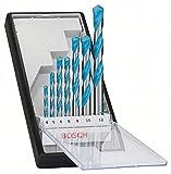 Bosch Pro 7tlg. Mehrzweckbohrer-Set CYL-9 Multi Construction