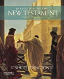 img - for Invitation to the New Testament: First Things book / textbook / text book
