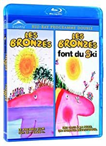 Les Bronzes font du ski [Blu-ray] (Version française)
