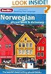 Berlitz: Norwegian Phrase Book & Dict...