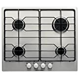 Electrolux EHG641X 60cm Gas Hob in Stainless Steel