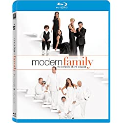 Modern Family: The Complete Third Season [Blu-ray]