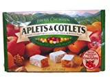 Liberty Orchards Aplets and Cotlets 12oz (Pack of 2)