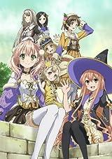 アニメ「エスカ&ロジーのアトリエ」BD全6巻予約受付中