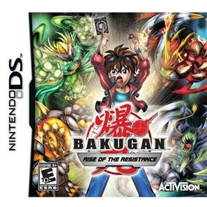 NEW Bakugan Rise of Resistance DS (Videogame