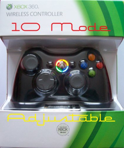Epic Modz Xbox 360 Rapid Fire Controller 10 Mode Modded Custom Mod Mw3 New 2012 !!