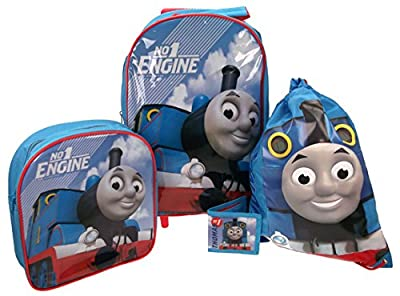 Thomas Heroes Luggage Set from Thomas Heroes