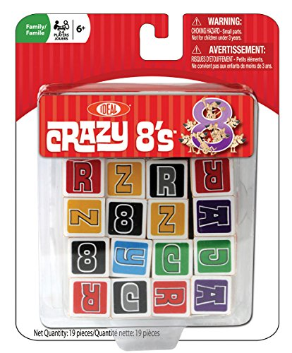 Ideal Crazy 8 Dice Game - 1