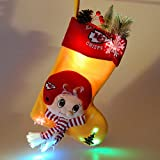 Kansas City Chiefs Fiber Optic Stocking