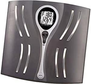 Taylor 5596G Body fat-Body Water Scale with Bone and Muscle Mass Features