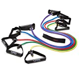 SPRI Xertube Resistance Band with Door Attachment