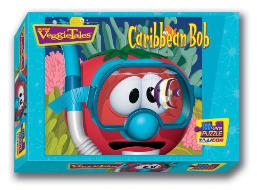 Veggietales Caribbean Bob 100pc Jigsaw Puzzle
