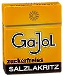 Ga-Jol zuckerfreie Salzlakritze, 48er...