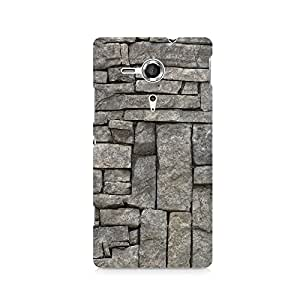 TAZindia Designer Printed Hard Back Case Cover For Sony Xperia SP