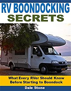 RV Boondocking Secrets