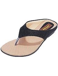 Vanckis Ladies Synthetic Fashion Sandals - B016A25SR6