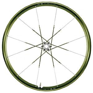 Crank Brothers Sage Mountain Bike Wheelset (Green)