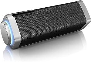 Amazon Com Philips Shoqbox Sb7300 Bluetooth Portable