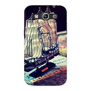 Travel ship Multicolor Back Case Cover for Galaxy Grand Quattro