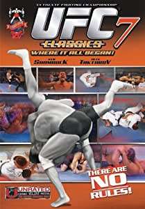 Ultimate Fighting Championship Classics, Vol. 7