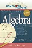 img - for Homework Helpers: Algebra (Homework Helpers (Career Press)) book / textbook / text book