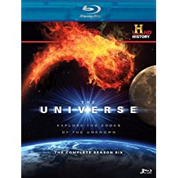 The Universe: The Complete Season Six [Blu-ray]