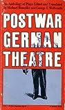 img - for Postwar German Theatre book / textbook / text book
