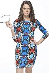 Divaat Color Me Print Dress