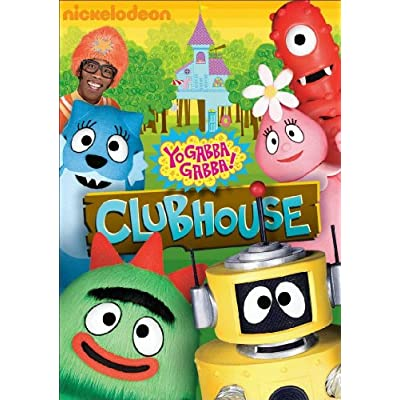 Yo Gabba Gabba!: Clubhouse