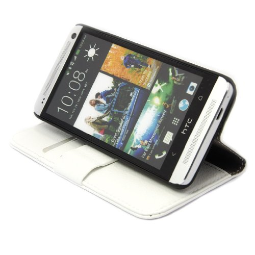 htc-one-m7-model-leather-wallet-case-flip-cover-built-in-card-holders-2-free-screen-protectors