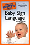 51VdT BlTkL. SL160  The Complete Idiots Guide to Baby Sign Language, 2nd Edition