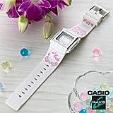 ハローキティ CASIO Baby-G カスケット ホワイト
