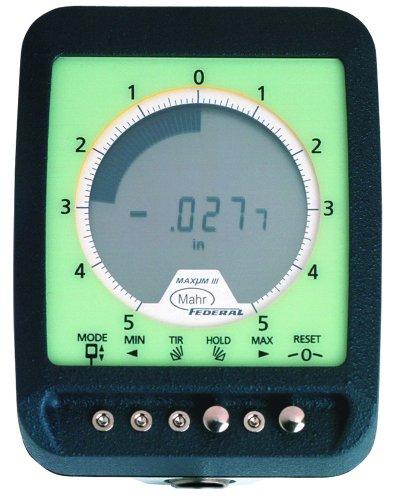 Mahr Digital Indicators : Mahr federal  a micrometer quot general