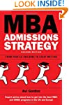 MBA Admissions Strategy: From profile...