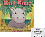img - for Kiss Kiss! Book and Audiocassette Tape Set (Paperback Book and Audio Cassette Tape) book / textbook / text book