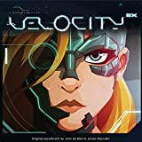 Velocity 2x Official Video Game Soundtrack/Deluxe 180g/Poster