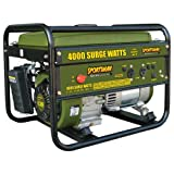 Sportsman GEN4065 4,000 Watt 6.5 HP OVH 4-Stroke Gas Powered Portable Generator