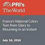 France's National Colors Turn from Glory to Mourning in an Instant | Adeline Sire
