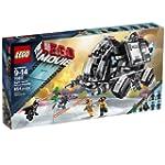 LEGO Movie Secret Dropship Building