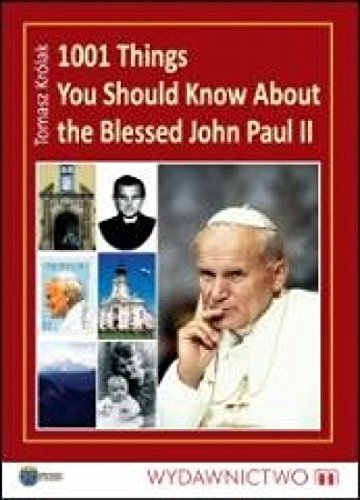 1001 Things You Should Know about the Blessed John Paul II (The Secret Life Of John Paul Ii compare prices)