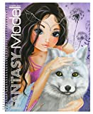 Top Model - Album de Coloriage Fantasy - Neuf...