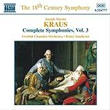 クラウス:交響曲集 第3集