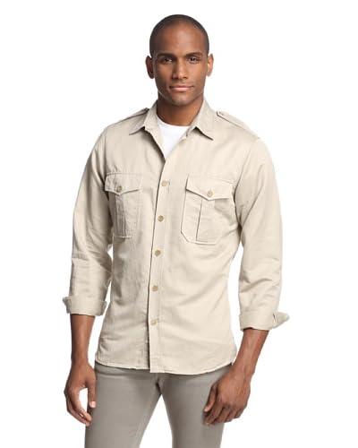 Todd Snyder Men's Military Shirt