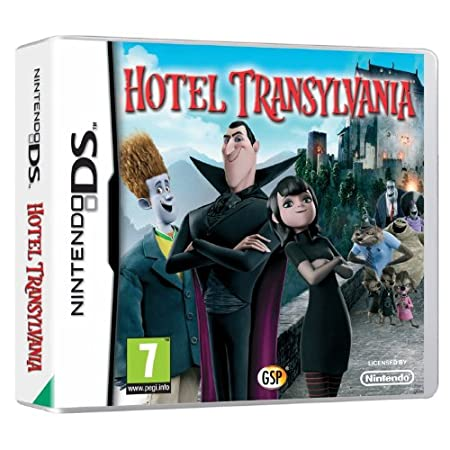 Hotel Transylvania (Nintendo DS) (UK IMPORT)